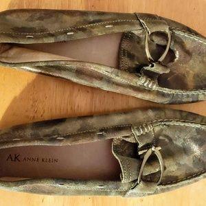 Camflouge Driving Shoe